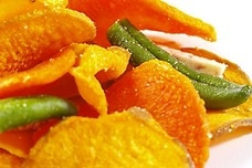 Hot Pepper Veggie Chips