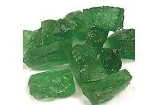 Glazed Pineapple Chunks (Green)