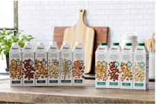 Nut & Plant Based Milks