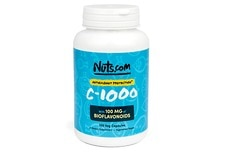 bottle of one hundred 1000mcg capsules