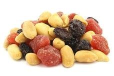 Peanut Butter & Jelly Trail Mix