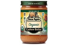 Organic Cashew Butter (Roasted, Smooth)