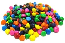 Rainbow Candy-Coated Chocolate Chips