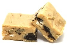 Peanut Butter Explosion Fudge