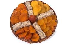 CrissCross Party Tray
