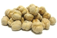 Roasted Golden Chickpeas (Salted)