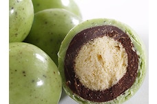 Mint Cookies Malted Milk Balls