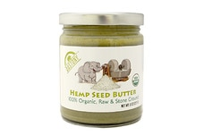 Organic Hemp Seed Butter (Vegan)