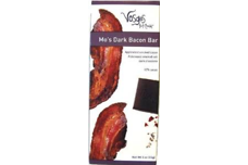 Dark Chocolate Bacon Bar