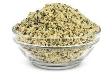 Organic Hemp Seeds (Raw, No Shell)