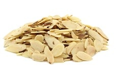 Toasted Natural Sliced Almonds (Unsalted)