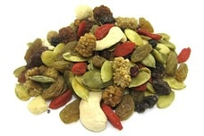 Wild Berry Sprouted Trail Mix