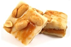 Salted Caramel Nut Fudge