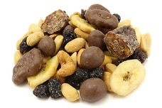 Chocolate Monkey Trail Mix