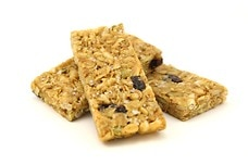 Sea Salt Granola Bars
