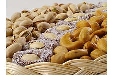 Spectacular Nut & Date Tray
