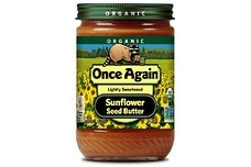 Organic Sunflower Butter