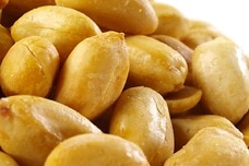 Roasted Virginia Peanuts (Salted, No Shell)