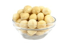 Dry Roasted Macadamia Nuts (Unsalted)