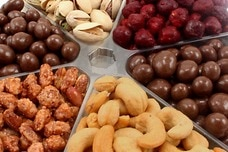 Large Mixed Nut Sampler