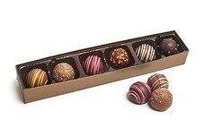 Link to Signature Chocolate Truffles