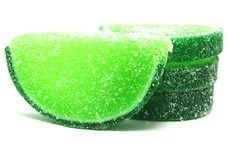 Sour Apple Fruit Slices