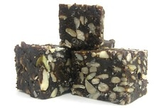 Organic Carob Super Green Energy Squares