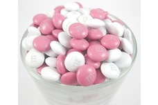 Pink and White M&M's®