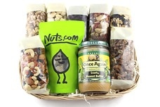 All Natural Gift Basket
