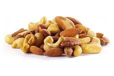 Roasted Mixed Nuts (Salted)