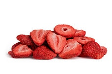 Organic Freeze-Dried Strawberries