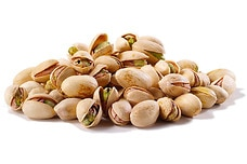 Roasted Pistachios (Salted, In Sh