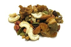 Thai Pineapple Sprouted Trail Mix