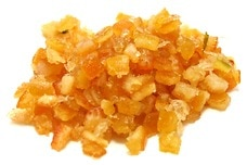 Glazed Orange Peel (Diced)