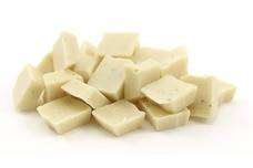 Organic White Chocolate Chunks