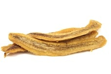 Natural Dried Banana Slices