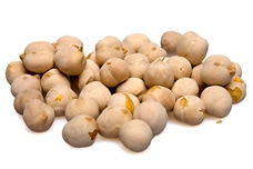 Roasted White Chickpeas (Unsalted)