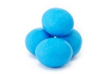 Chocolate Jordan Almonds (Light Blue)
