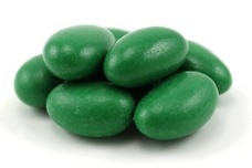 Jordan Almonds (Dark Green)