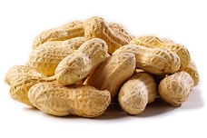 Jumbo Raw Peanuts (In Shel