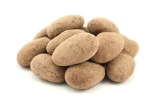 Cocoa Dusted Spanish Almonds