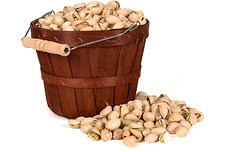Bucket of Pistachios