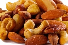 Organic Mixed Nuts (Raw, No Shell)