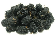 Black Mulberries