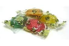 Assorted Honey-Filled Candies