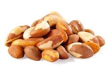 Organic Brazil Nuts (Raw, No Shell)