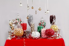 Holiday Candy Buffet