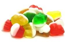 Mini Gummy Frogs