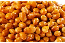 Roasted Soy Beans (Unsalted, Whole)