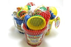 Toys 'N Treats Beach Bucket